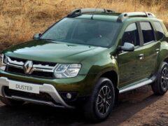 Обновленный Renault Duster для России: первые сведения