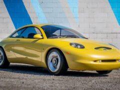 Уникальный прототип Ford продают всего за 1150 долларов