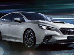 Subaru начала продажи модели Levorg нового поколения
