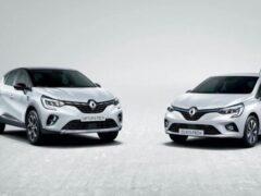 Цены на гибридные технологии Renault и Toyota сопоставимы