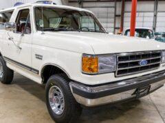 Продается Ford Bronco 1991 года в заводской пленке