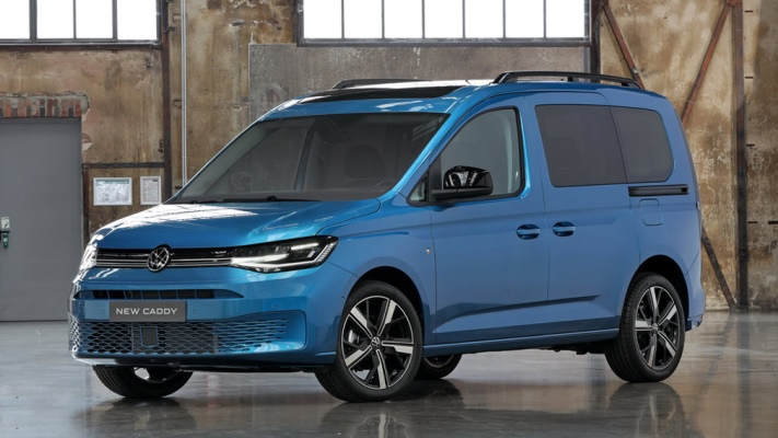 Volkswagen Caddy 5-го поколения