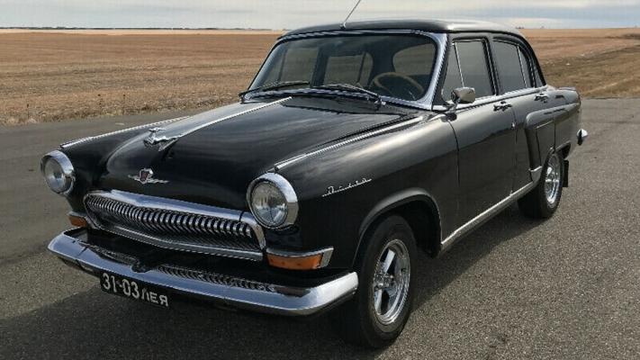 Волга, ГАЗ-21