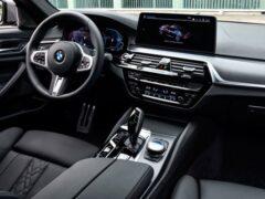 BMW выпустила крупнейшее обновление программного обеспечения