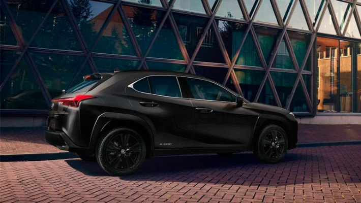 Lexus UX 250h Black Line