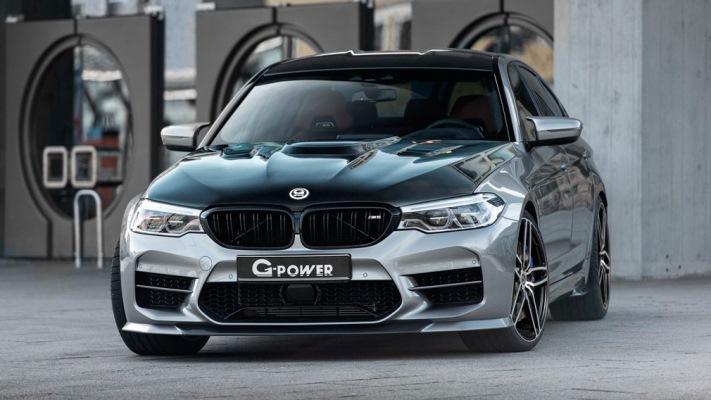 BMW G5M Hurricane RR