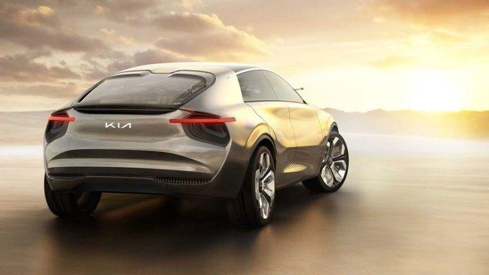 Kia, новый логотип