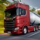 Scania представила самый мощный тягач в мире