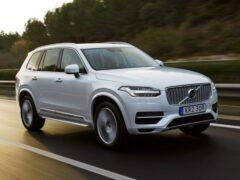 Самый крупный внедорожник Volvo появится в 2022 году