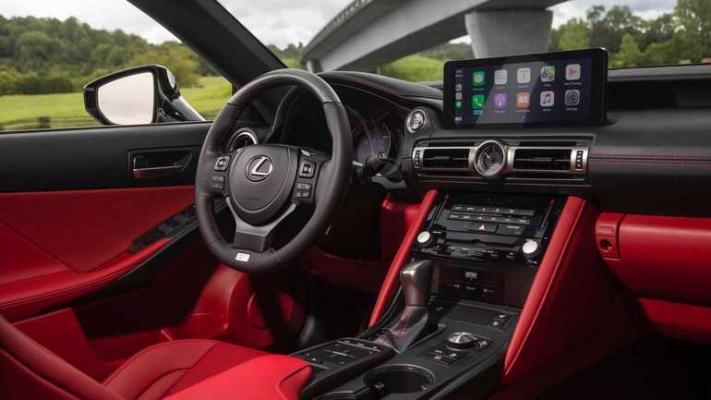 Lexus IS, седан, 2021 года