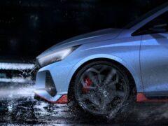 Hyundai анонсировал «заряженный» хэтчбек i20 N