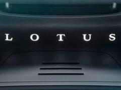 Появилась информация о новом кроссовере Lotus
