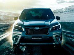 Subaru Forester Sport вновь получил двигатель с турбонаддувом
