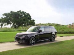 Overfinch отметил пятилетие выпуском Range Rover Sandringham