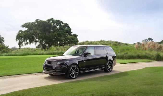 Range Rover Sandringham