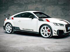 Audi отметила 40-летие quattro новой версией авто
