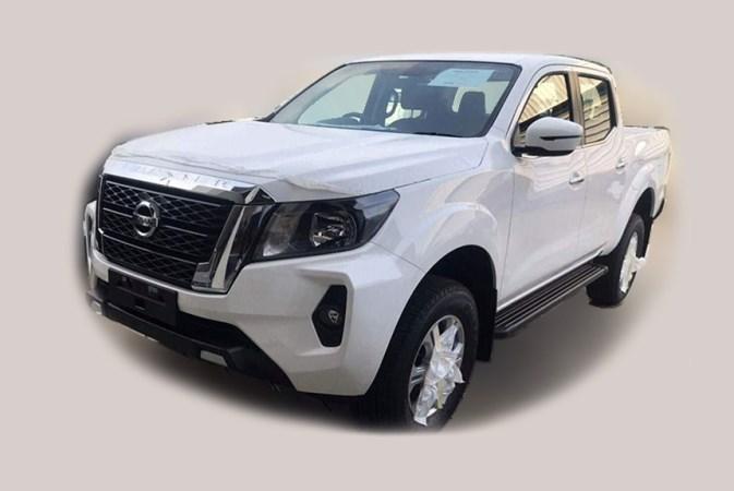 Nissan Navara, новый пикап