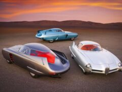 Три прототипа Alfa Romeo и Bertone продадут на аукционе
