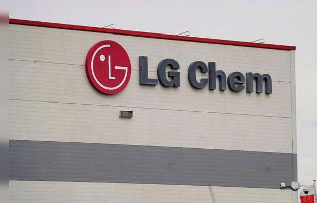 LG Chem компания