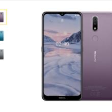 В России стал доступен смартфон Nokia 2.4 за 9999 рублей