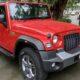 Mahindra выпустила в продажу Thar третьего поколения