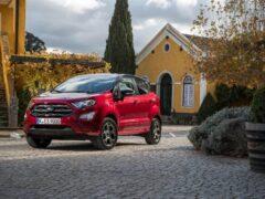 Стали известны сроки появления нового Ford EcoSport Active
