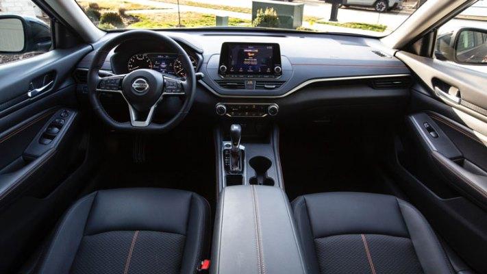 Nissan Altima 2021 года
