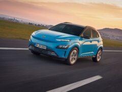Hyundai представил обновленный Kona Electric