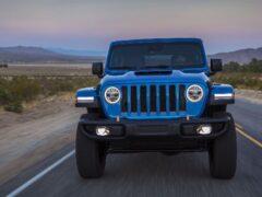 Jeep представил Wrangler с 470-сильным мотором V8