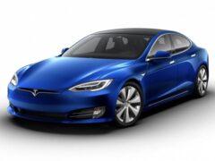 Tesla Model S получила увеличенный запас хода