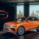 Bentley поделился особенностями нового Bentayga