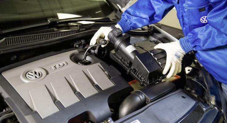 Volkswagen, дизельный двигатель, мотор