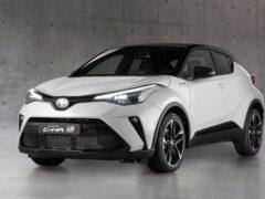Кросс Toyota C-HR получил новую версию GR Sport в Европе