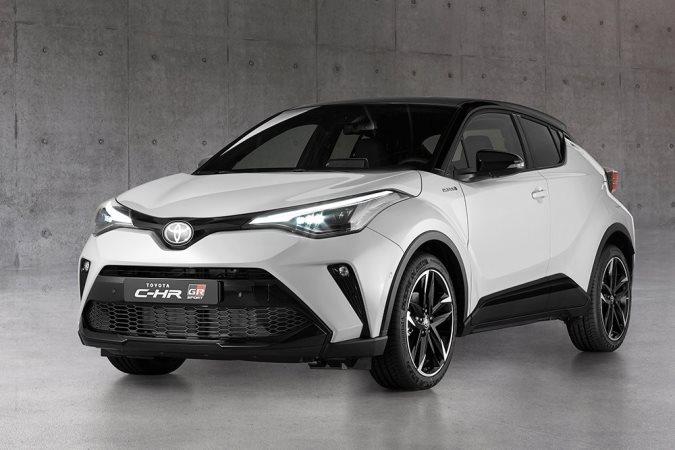 Toyota C-HR, кроссовер, Европа