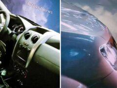 Опубликованы новые снимки обновленного универсала Lada Largus