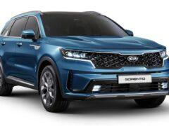 Kia официально перенесла старт продаж дизельных Sorento в России