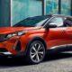 Peugeot в Гуанчжоу представил обновлённый кроссовер Peugeot 4008