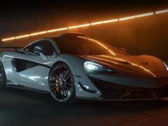 Ателье Novitec доработало купе McLaren 620R