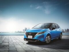 Компания Nissan рассекретила третье поколение модели Note