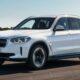 Новый кроссовер BMW iX3 представят на автосалоне в Гуанчжоу
