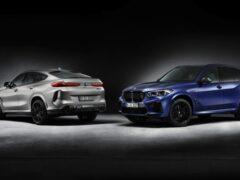 216 кроссоверов BMW X5, X6 и X7 в России попали под отзыв