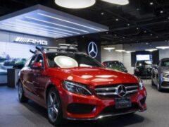 Самые популярные премиальные автомобили в России