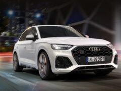 Audi представила новое поколение SQ5 TDI