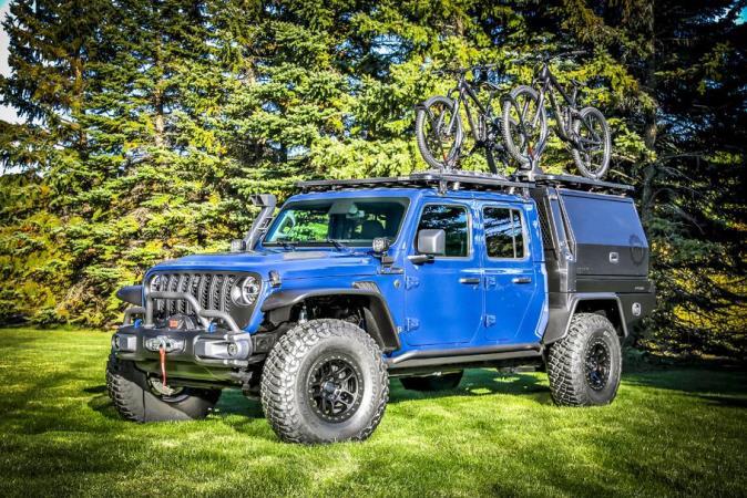 Jeep Gladiator Top Dog