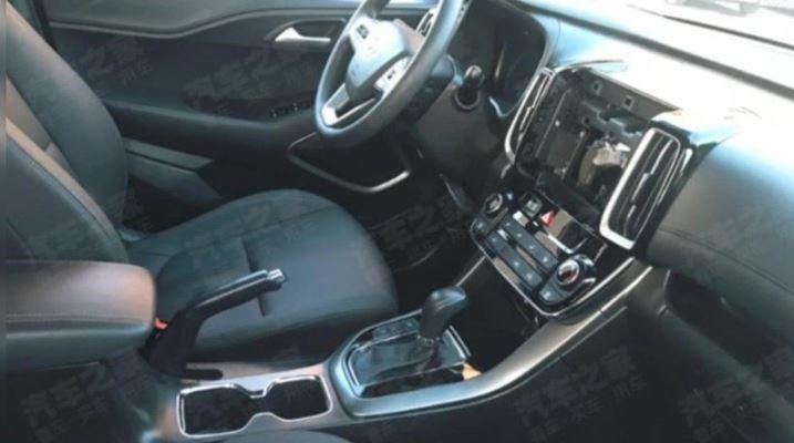 Hyundai ix35, салон