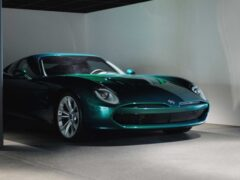 Ателье Zagato показало эксклюзивный спорткар Iso Rivolta GTZ