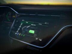 Chevrolet показал салон электрического Chevrolet Bolt 2022