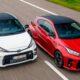 Toyota представила полноприводный хэтчбек GR Yaris