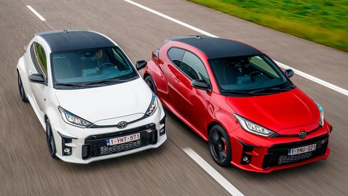 Toyota GR Yaris, новая