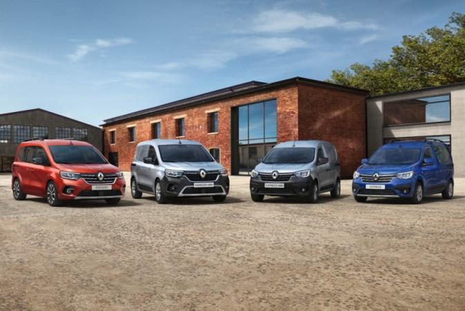 Renault Kangoo, Renault Express